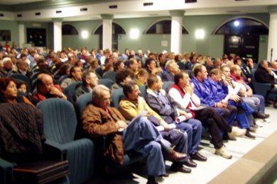 Assemblea regionale FIGISC - Settembre 2005