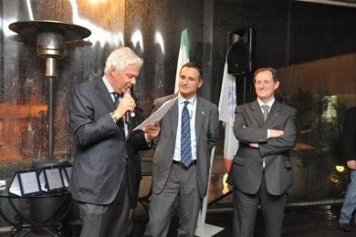 Cena 50° Terrazza Caffarelli
