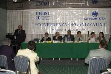 Conferenza Organizzativa Figisc-Anisa Riccione 2001
