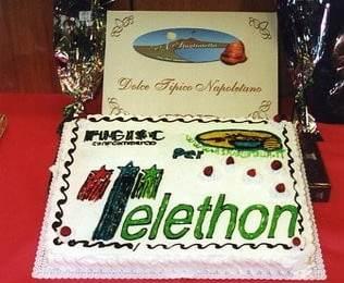 Figisc Napoli partecipa a Telethon