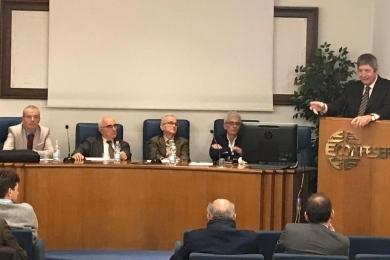 Incontro Coordinamento Unitario Figisc Faib Fegica - Roma