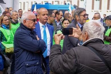 Manifestazione Unitaria Roma
